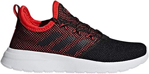 adidas Unisex-Erwachsene Lite Racer Rbn K Fitnessschuhe, Mehrfarbig (Negbás/Negbás/Rojact 000), 40 EU