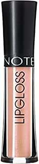 Note Hydra Color Lip Gloss No* 03 Truffle Nude with Ayur Product in Combo