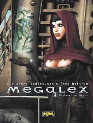 Megalex 2-angel corvado, el
