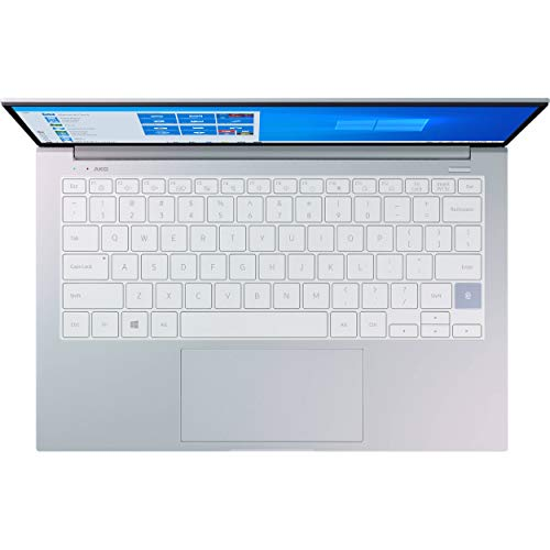 Keyboard Cover for 13.3' Samsung Galaxy Book Ion NP930XCJ-K01US & K02US, Galaxy Book Flex NP930QCG-K01US, Galaxy Book Flex Alpha NP730QCJ-K01US/K02US 2-in-1 13.3' Touchscreen Laptop - Clear