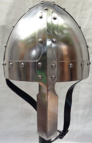GDFB Manoplas Medievales para Caballero/Armaduras/Armadura Medieval Ideal para la recreación histórica y rol en Vivo