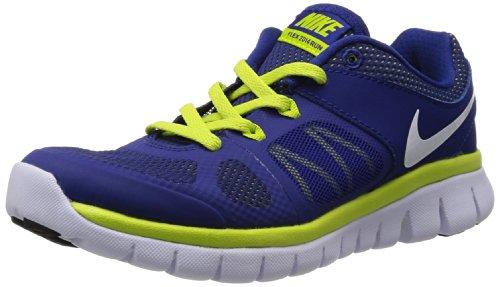 NIKE Boy's Flex 2014 Run Running Shoes (5Y)