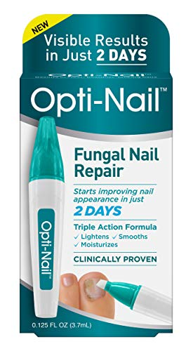 Opti-Nail Fungal Nail Repair Pen, Restores the Healthy Appearance of Nails Discolored or Damaged by Nail Fungus