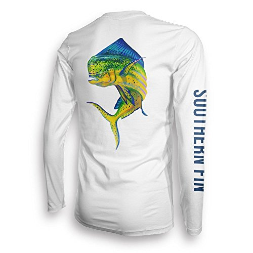 Southern Fin Apparel Long Sleeve Fishing T-Shirt
