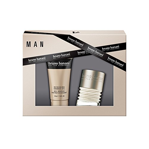 bruno banani Man EdT 30ml + SG 50ml
