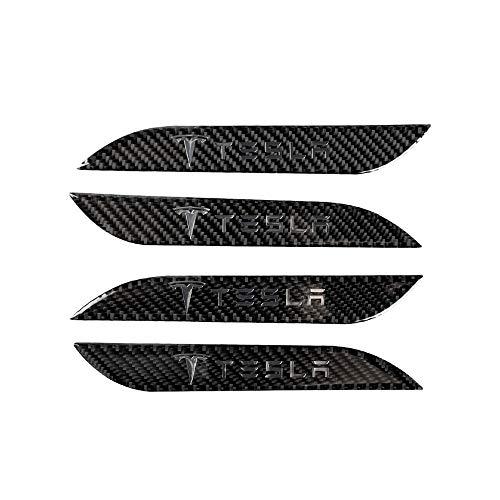 XGFCNB, Für dekorative Tesla-Innenaufkleber aus Kohlefaser, geeignetfür Tesla Model S oder Model X und Model 3