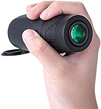 Telescopio Monocular 8X25,Eyeskey Mini HD Telescopio