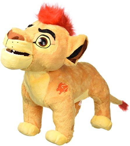Simba 109318756 - Die Garde der Löwen interaktiver Plüsch Kion 30 cm