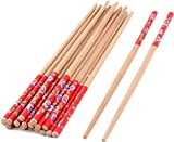 APSAMBR-1 Pair Chinese Disposable Bamboo Wooden Chopsticks Quality Reusable Wood Chopstick