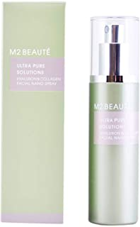 f00d1a1f44c Ultra Pure Solutions by M2 Beaute Hyaluron & Collagen Facial Nano Spray 75ml