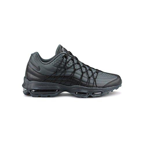 Nike Air Max 95 Ultra Se Negro, Negro (Negro ), 45 EU