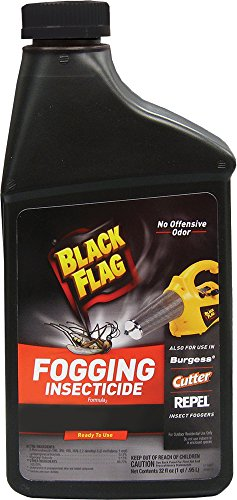 Black Flag 190255 32Oz Insect Fogger Fuel, 32 Ounce