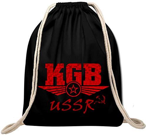 Ekate KGB USSR Russia Soviet Union Putim Stalin - Mochila para gimnasio
