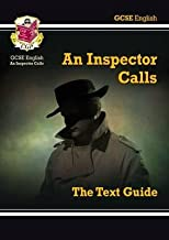 [(GCSE English Text Guide - An Inspector Calls )] [Author: CGP Books] [Sep-2002]