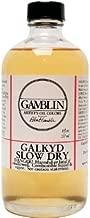 Galkyd Slow Drying Resin Medium Size: 8 oz