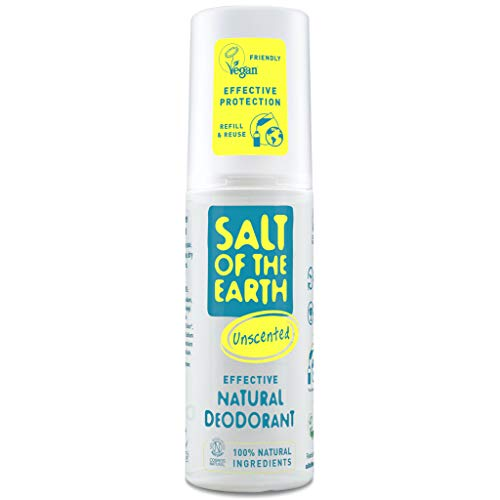 Bioforce Salt of the Earth Deospray, 100 ml