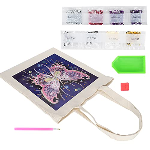 Bolso de la pintura de DIY, bolso delicado de la pintura del diamante reutilizable para DIY(BB012)