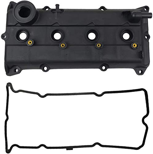 Benefast 13264-3Z001 Engine Valve Cover Kit With Preinstalled Gasket Spark Plug Tube Seals Compatible with Altima Sentra 2002-2006 Replacement# 264-982 13270-3Z000 CNVG-D1252VC