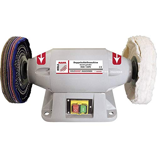 HOLZMANN MASCHINEN DSM150PS_230V DSM150PS_230V Poliermaschine 520W 150mm
