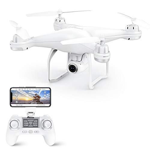 Potensic T25 GPS FPV RC Drone with 1080P HD WiFi Camera Live Video and GPS Return Home