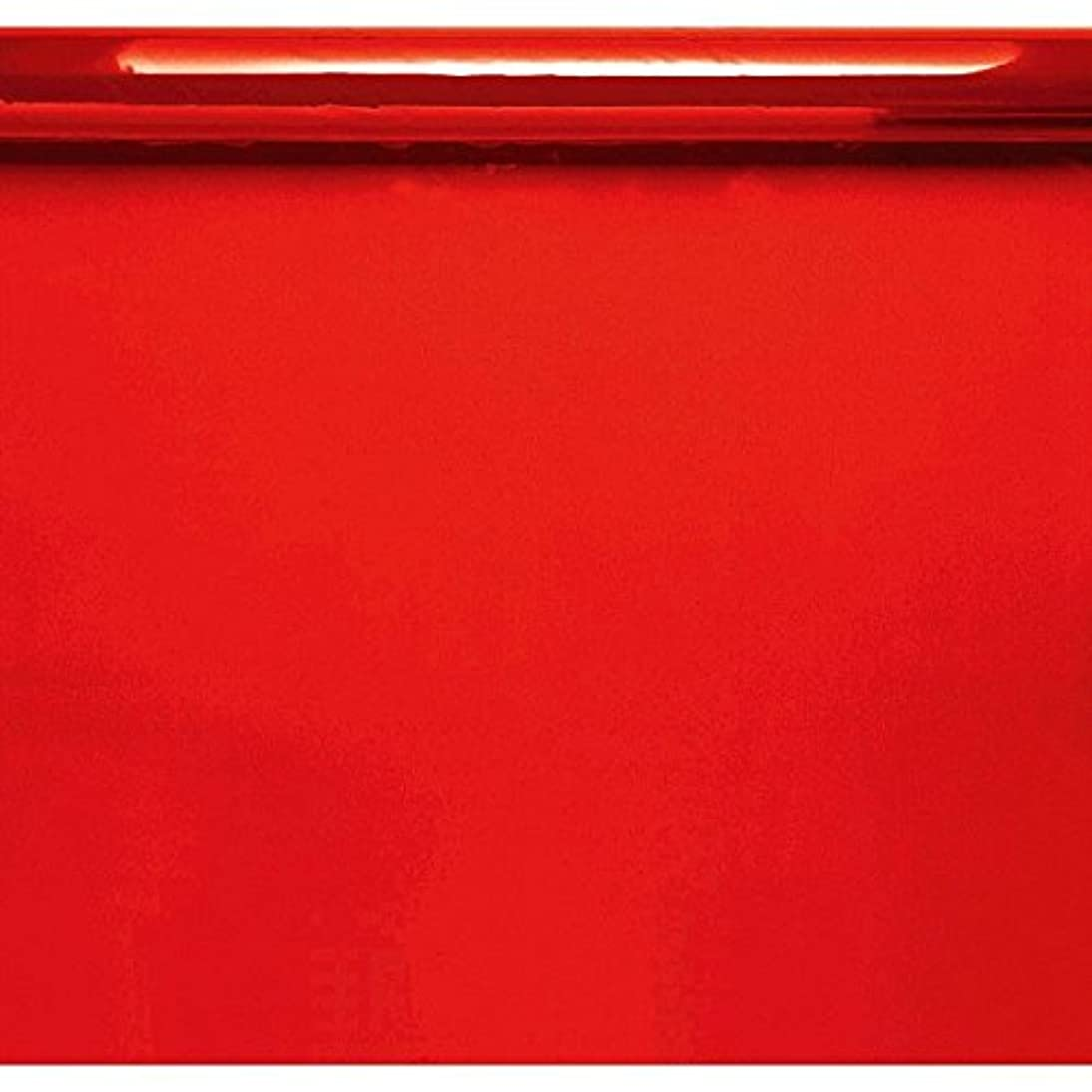 Amscan Colored Cellophane Sheets, Cellophane Wrap, Party Gift Supplies, Red, 40' x 30