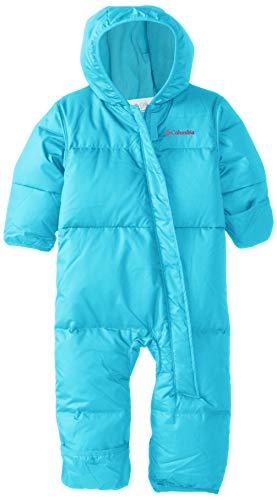 Columbia Schneeanzug für Kinder, Snuggly Bunny Bunting, Polyester,  - Blau (Atoll) - 12/18 months