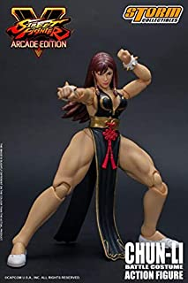 Storm Collectibles Street Fighter V: Hot Chun-Li 2018 Event Exclusive Action Figure