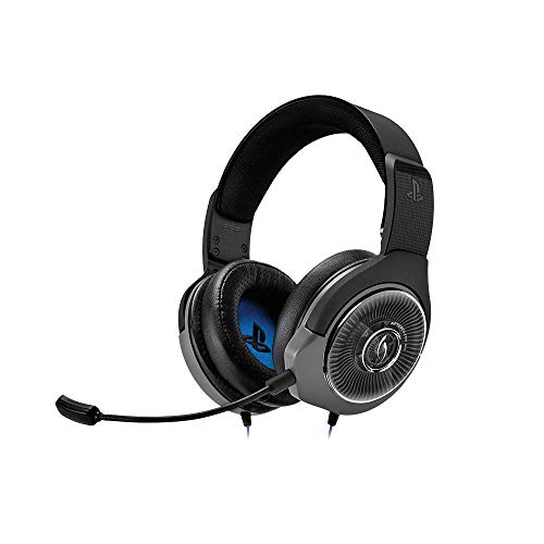 pdp audio headsets PDP PS4 Afterglow AG 6 Wired Gaming Headset, 051-077-NA-BK