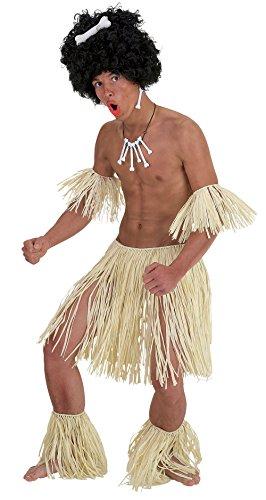 Zulu Zulu - Disfraz de hawaiano para mujer (41102)