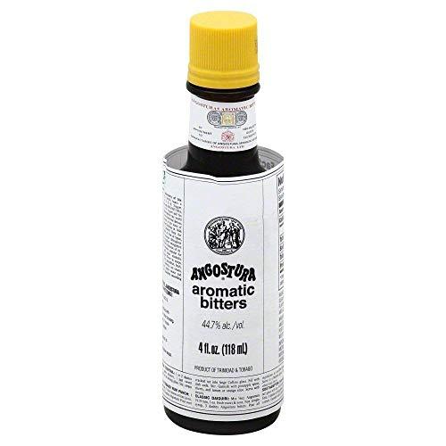 Angostura Aromatic Bitters, 4 oz - PACK OF 2
