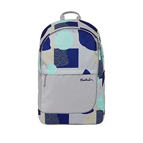Satch Fly - Rucksack für die Freizeit, Rückenpolster, großes Hauptfach