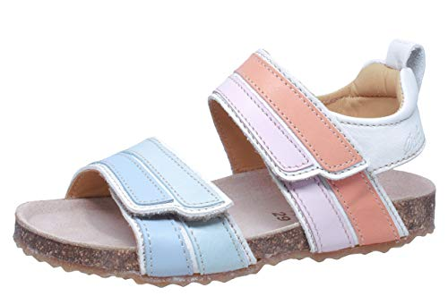 Ocra Sandalen 321 Mädchen Leder Mehrfarbig, Schuhgröße:EUR 31