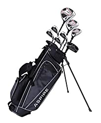 Kids Golf Club Sets - Aspire XD1 golf set