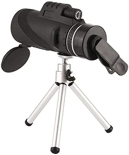 40x60 Telescopio Smartphone Universal Móvil Telescopio Highpower Hd Foto Solo Tubo Gafas Set Al Aire Libre Telescopio