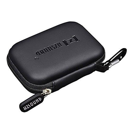 Original HZSOUND Mini Kopfhörer Tasche Schutztasche für In-Ear Kopfhörer / Ohrhörer / Hörgeräte / Ohrstöpsel / Ladekabel / USB Stick / Sport-Bluetooth-Kopfhörer / Speicherkarten