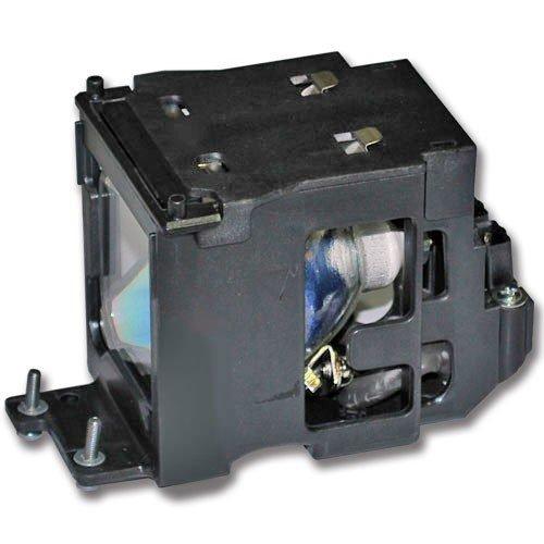 Alda PQ-Premium, Beamerlampe / Ersatzlampe für PANASONIC PT-AE500 Projektoren, Lampe mit Gehäuse