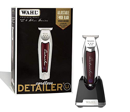 Wahl Professional 5-Star Series Lithium-Ion Cord/Cordless Detailer Li #8171 - Great for Professional Stylists and Barbers - 100 Minute Run Time