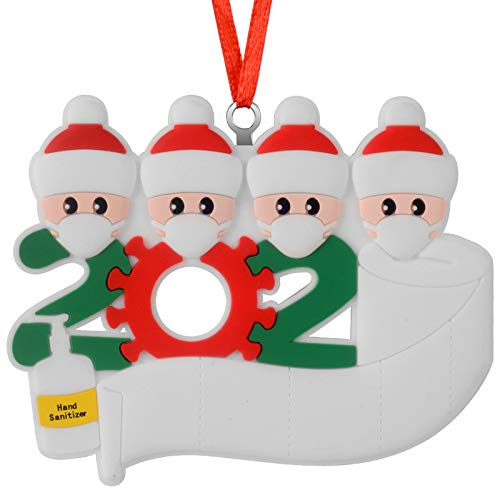 Personalized 2020 Christmas Ornament Now $5.10 (Was $15.99)