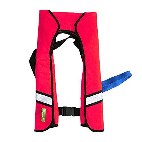 Ajing Life Jackets Vest for Adult,150N Buoyancy Super Floating Fully...