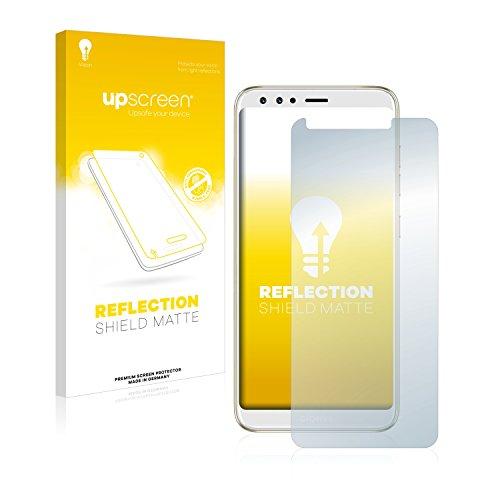 upscreen Entspiegelungs-Schutzfolie kompatibel mit Gionee S11 – Anti-Reflex Bildschirmschutz-Folie Matt