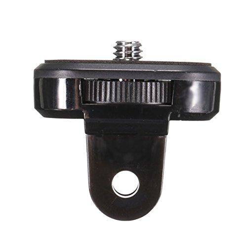 Viviance ZHVICKY Statief mount adapter 1/4 inch schroefbevestiging voor GoPro Xiaomi Yi Sony actiecamera