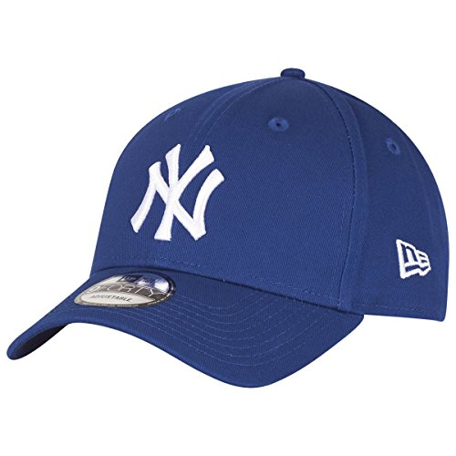 New Era League Basic 9Forty York Yankees Snapback cap, Uomo, Multicolor, OSFA (55.8 cm - 60.6 cm)