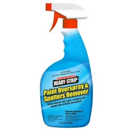 Sunnyside Corporation 66432 Ready-Strip Paint Overspray & Spatters Remover, Quart Trigger Spray