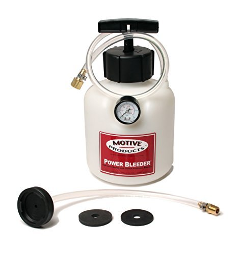 Motive Products - 0108 Brake System Power Bleeder for Most Late Model GM Cars and Trucks