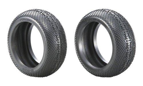 W-5650SS - KYOSHO Reifen 1:8,X-Bloecke,soft,ID80,B40 (2)