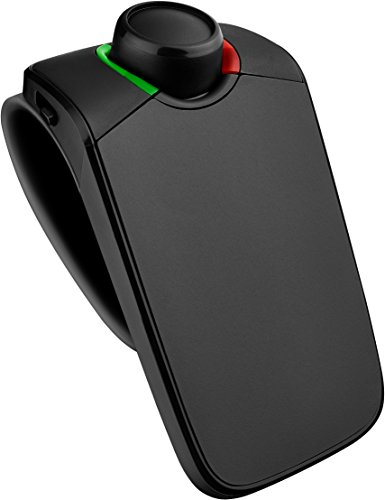 Parrot MINIKIT Neo2 HD - Auriculares manos libres Bluetooth (activación mediante voz), español, Negro