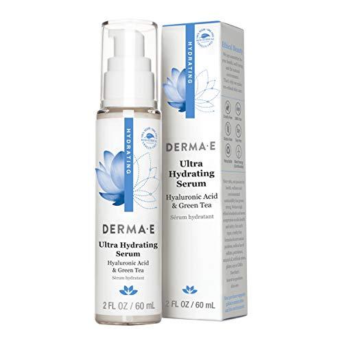 derma-e Hyaluronsäure rückfettend Serum, Verpackung können Variieren, 60 ml