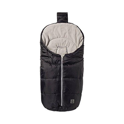 babycab Winterfußsack Eco small - wasser- & windabweisender Fußsack mit weichem Polarfleece-Futter für Babychale & Tragewanne