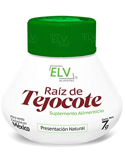 *Brand New Design* Original Elv Alipotec Tejocote Root Treatment - 1 Bottle (3 Month Treatment) - Most Popular, All-Natural Weight Loss Supplement in Mexico 1