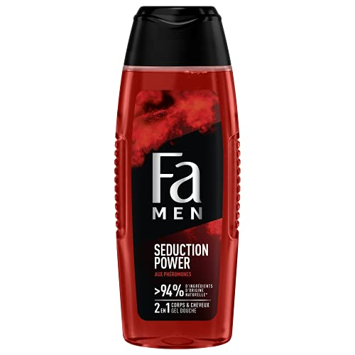Fa Men - Gel Douche - Seduction Power – Format 250 ml